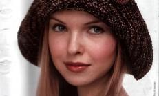 Yeni Sezon Örgü Bayan Şapka Modelleri