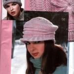 açık pembe şapka örnekleri