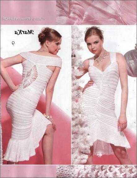beyaz düşük omuzlu elbise modelleri
