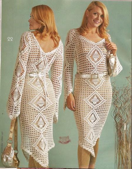 kolları peçete desenli elbise modelleri