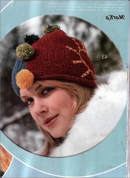 ponponlu şapka modeli