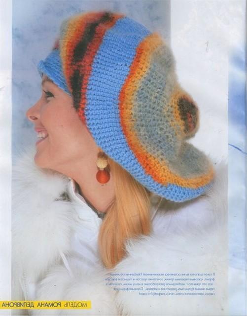 ressam şapkası modelleri