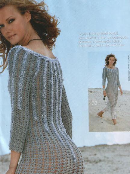 yuvarlak yakalı su taşı modelli elbise modeli
