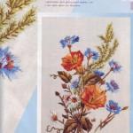 çiçek işleme tablo örnekleri