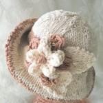 örgü çocuk şapkası modelleri