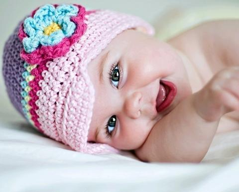 örgü tığ işi bebek şapkaları modelleri