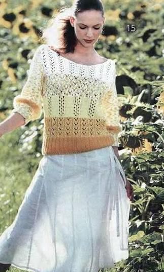 acur modelli delikli bayan bluz modeli