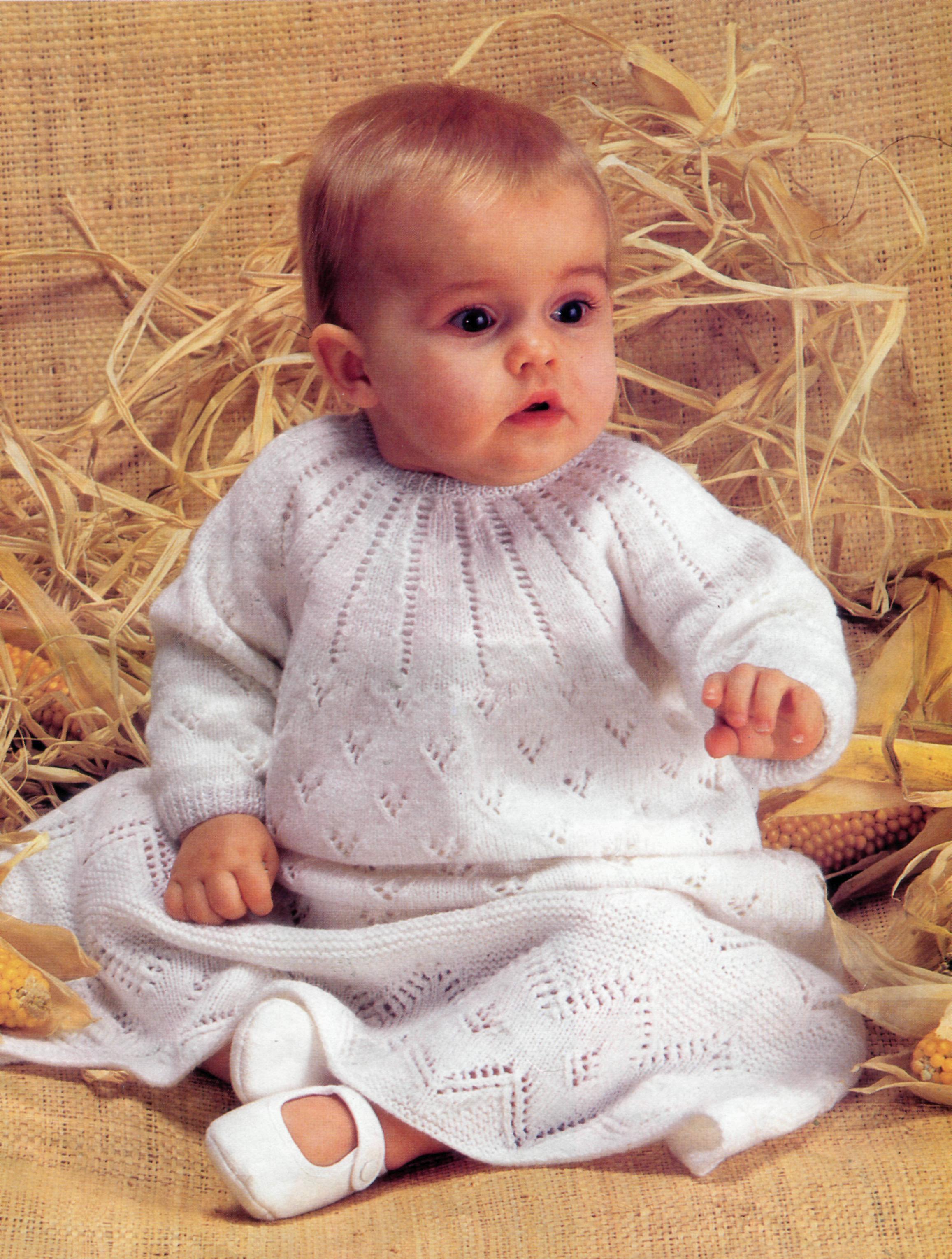 Вязание ребенку до года фото