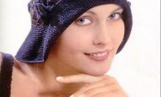Yeni Bayan Tığ İşi Örgü Atkı ve Şapka Modelleri