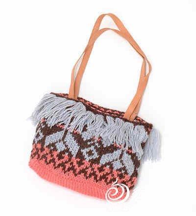 kilim desenli el çantası modelleri
