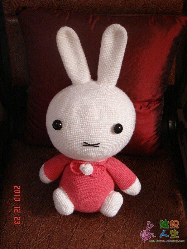 oyuncak örgü tavşan modelleri