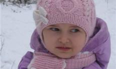 Çocuklar İçin Modelli Örgü Atkı ve Şapka Örnekleri