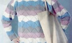 Dikkat Çekici Bayan Örgü Bluz Modelleri
