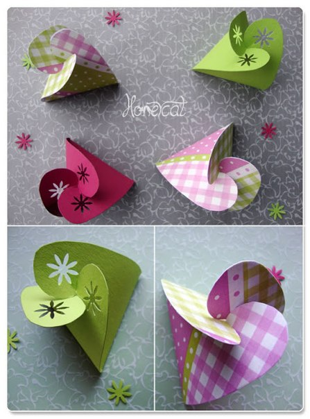 Origami Heart Box With Lid Easy
