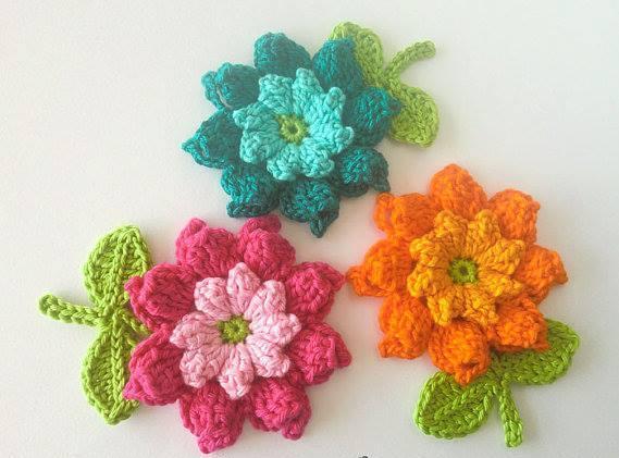 çiçek motifileri