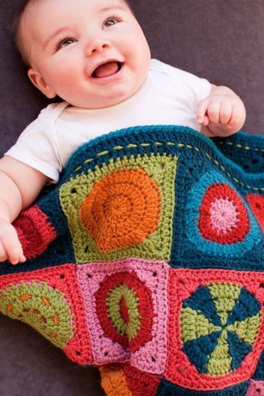 örgü bebek battaniyesi çeşitleri
