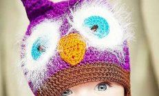 Örgü Çocuk ve Bebek Şapkaları Bereleri
