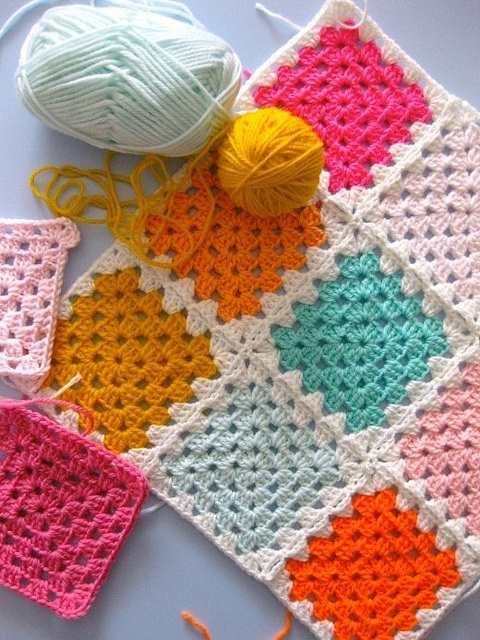 tığ işi motif motif battaniye
