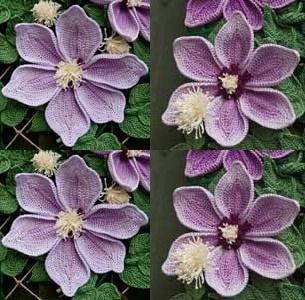 2 çiçekler