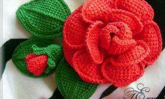 Çiçekli Tablolar ve Çiçek Motifi Tarifi